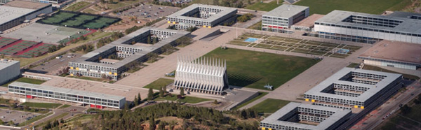 USAFA From Above
