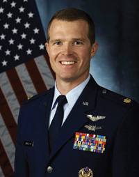 Maj. Andrew D. Anderson